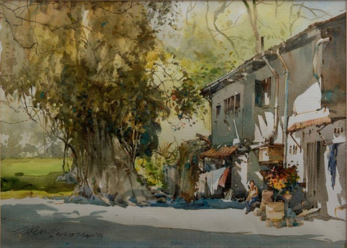Exotic Sunlight: Paintings by Ong Kim Seng